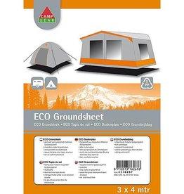 Camp Gear CA Bodenplane Eco PP 3x4m 100g