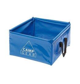 Camp Gear Camp-Gear - Wasbak - Opvouwbaar - 12 Liter - Blauw
