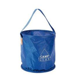 Camp Gear Camp-Gear - Emmer - Opvouwbaar - 9 Liter - Blauw