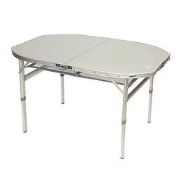 Camp Gear CA Tisch oval abn.Tischbeine120x80