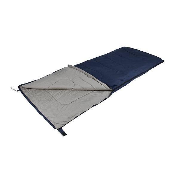 Camp Gear Camp-Gear - Slaapzak - Cotton Comfort XXL - 300gr/m² Hollow fibre