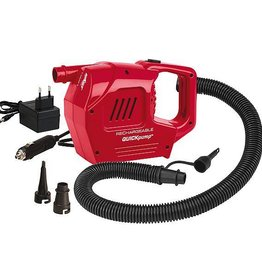 Coleman Coleman - Electrische pomp - Rechargeable Quickpump - 12/230 Volt - 679 Liter/min