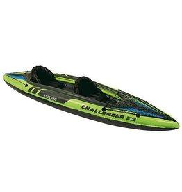 Intex Intex - Kayak - Challenger 2 - 2-Persoons - Groen