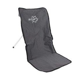 Bo-Trail Bo-Trail - Backpackers stoel - Oprolbaar - Antraciet