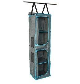 Camp Gear Camp-Gear - Organizer - 4-Vaks - Met deurtjes - 34x34x131 cm