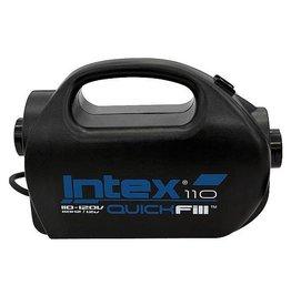 Intex Intex - Electrische pomp - Quick Fill - 12/230 Volt - 400 Liter/min