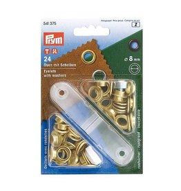 Prym Prym Ösen 8mm 24 Stück
