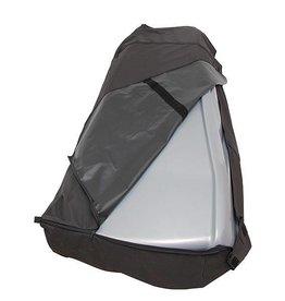 Cover It Cover It - Beschermhoes voor dakkoffer  - XL - Zwart