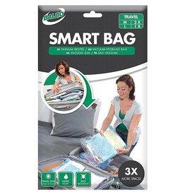 Balbo Balbo - Vacuumzakken - Smart Bag - 3 Stuks - Transparant