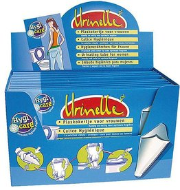 Urinelle Urinelle Hygieneröhrchen 7Stück