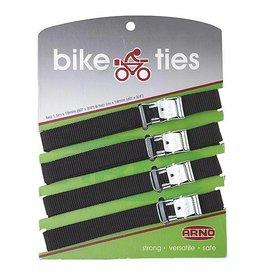 Arno Arno Bike Ties Set 4St 18mm 74610
