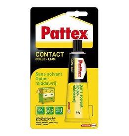 Pattex Pattex - Contactlijm - Universeel - 65 Gram - Transparant