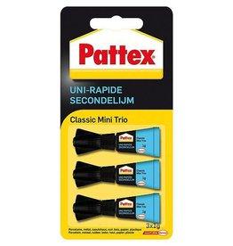 Pattex Pattex 1-second glue 3-in-1