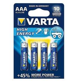 Varta Varta AAA Micro 1,5V HE4903 SB/4 **