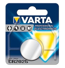Varta Varta - Knoopcel batterij - CR 2025 - Lithium professioneel - 3 Volt