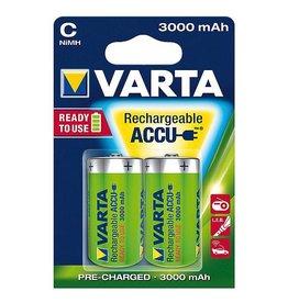 Varta Varta C aufladbar 1,2V SB/2 **