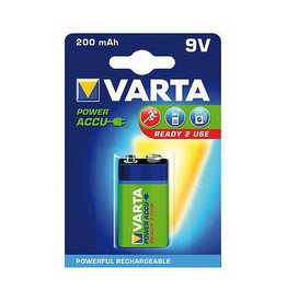 Varta Varta - Batterij - Blok E - Oplaadbaar