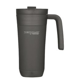 Thermos Thermos - Isoleerbeker - Travel Mug - 425 ml - Zwart