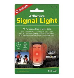 Coghlan's CL Adhesive Signal Light Rot #1470