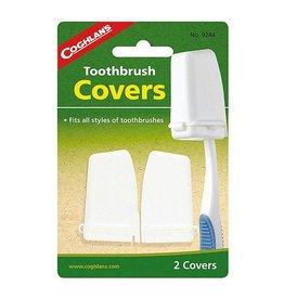 Coghlan's Coghlan's - Beschermkopjes voor tandenborstel - 2 Stuks - Wit