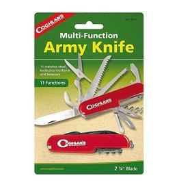 Coghlan's CL Armee Taschenmesser 11Funkt#9511