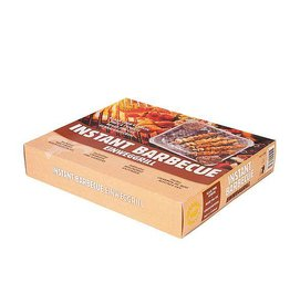 CampingMeister Barbecue - Instant Grill - Complete set - 32x26x6 cm