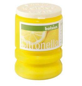 Bolsius Bolsius - Kaars - Party light citronella - 30 Branduren - Geel