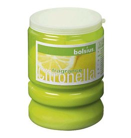Bolsius Bolsius - Kaars - Party light citronella - 30 Branduren - Lemon