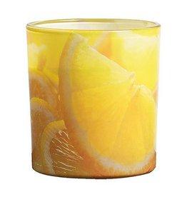Bolsius BO Aroma Glass mit Zitronell