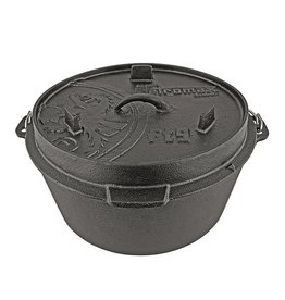 Petromax Petromax - Gietijzeren pan - Dutch Oven FT9 - 9,5 Liter