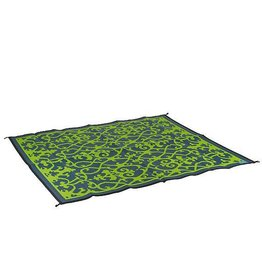 Bo-Leisure Bo-Leisure - Tapijt - Chill mat Picnic - 200x180 cm - Groen