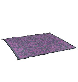 Bo-Leisure Bo-Leisure - Tapijt - Chill mat Picnic - 200x180 cm - Roze