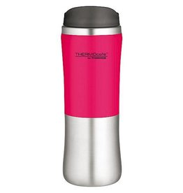 Thermos Thermos - Isoleerbeker - RVS - 300 ml - Roze/Zilver