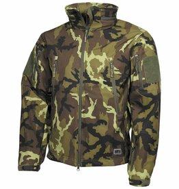 MFH Soft Shell jas 'Scorpion' M 95 CZ Camouflage