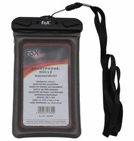 Fox Outdoor Smartphone houder waterdicht transparent schwarz