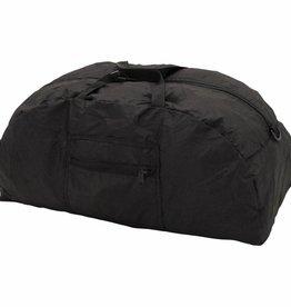 Fox Outdoor Bekleidungstasche, faltbar, schwarz