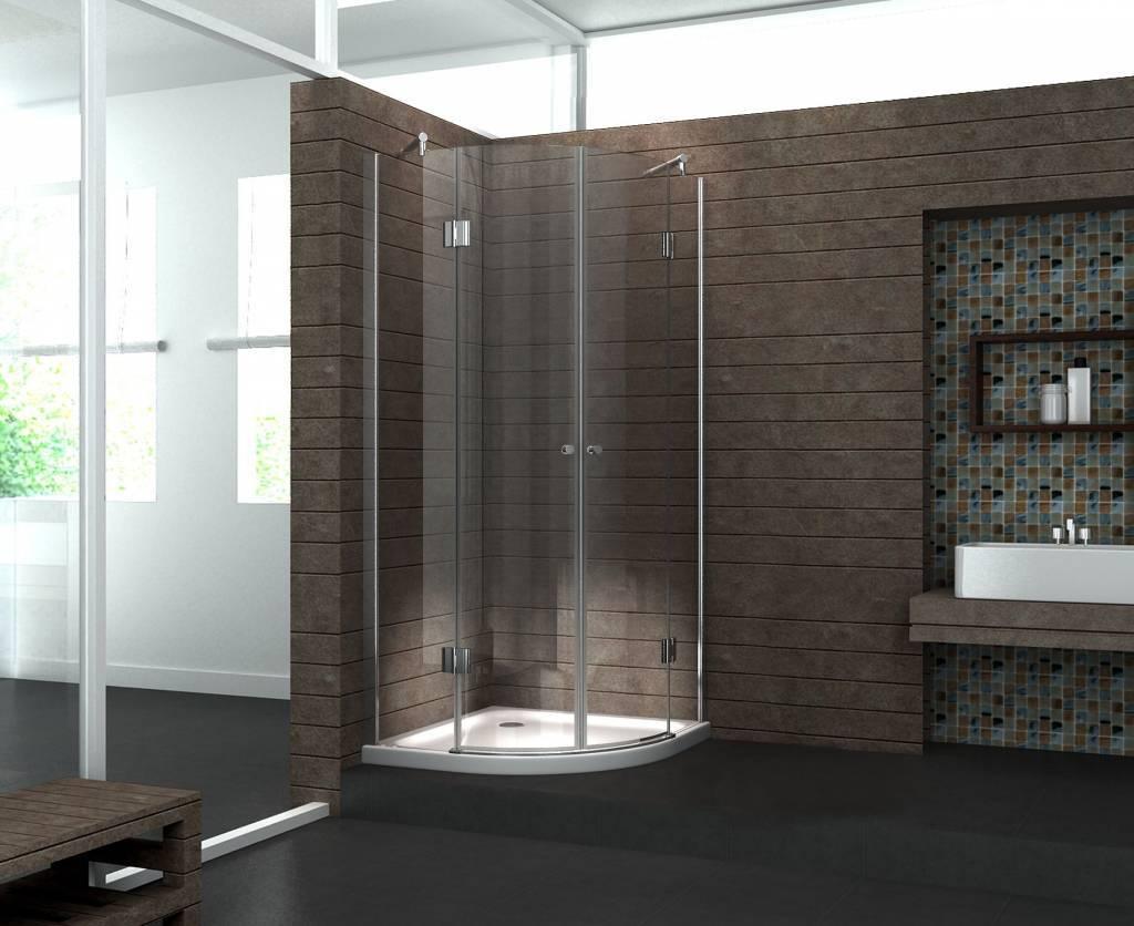 Een douchecabine op maat voor uw badkamer sanidream.nl