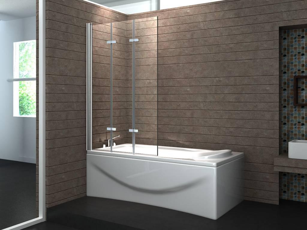 Prachtige en moderne douchewanden