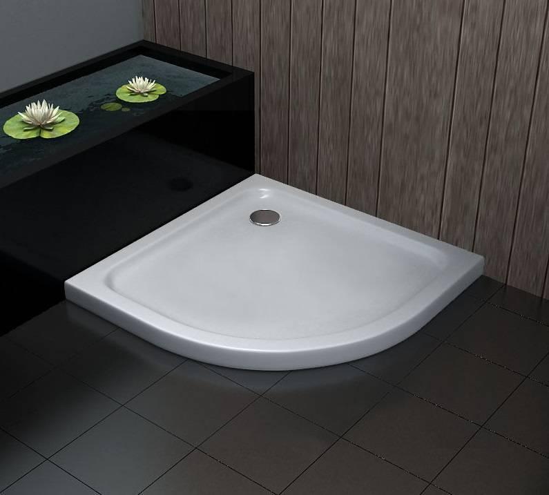Een douchebak 80 x 80 voor een kleine badkamer