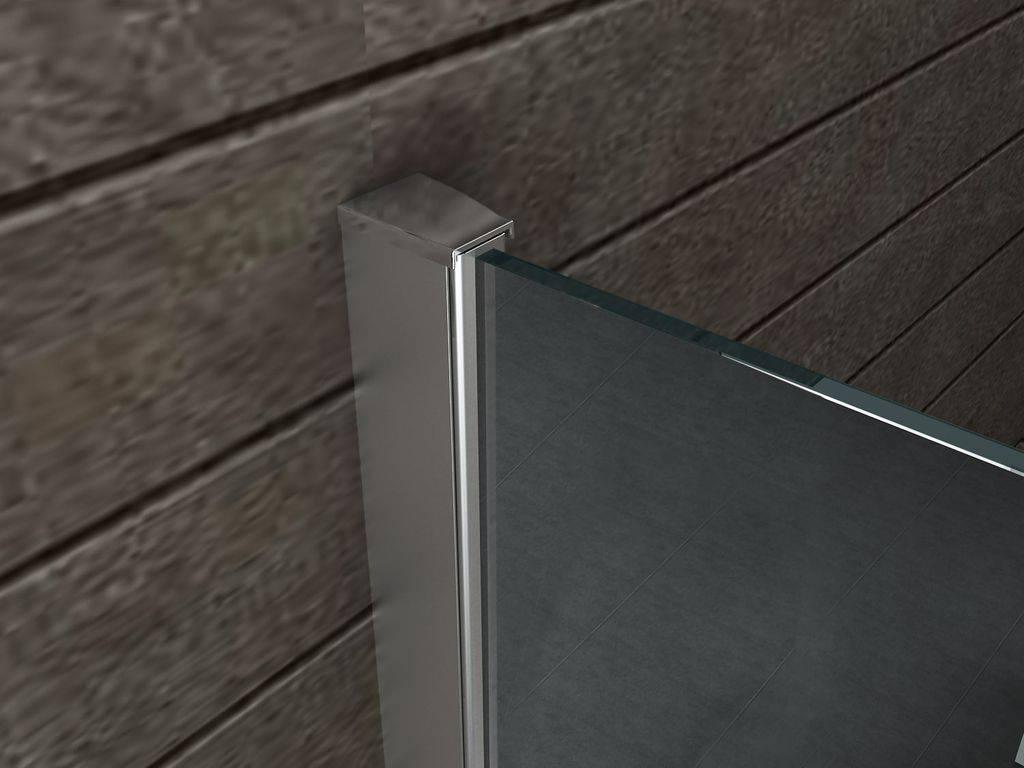 Inloopdouche Met Closetzitting : Inloopdouche aqua mirror mm cm nano sanidream
