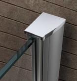 Inloopdouche AQUA-EXTRA 118 x 200 cm. 10 mm NANO glas