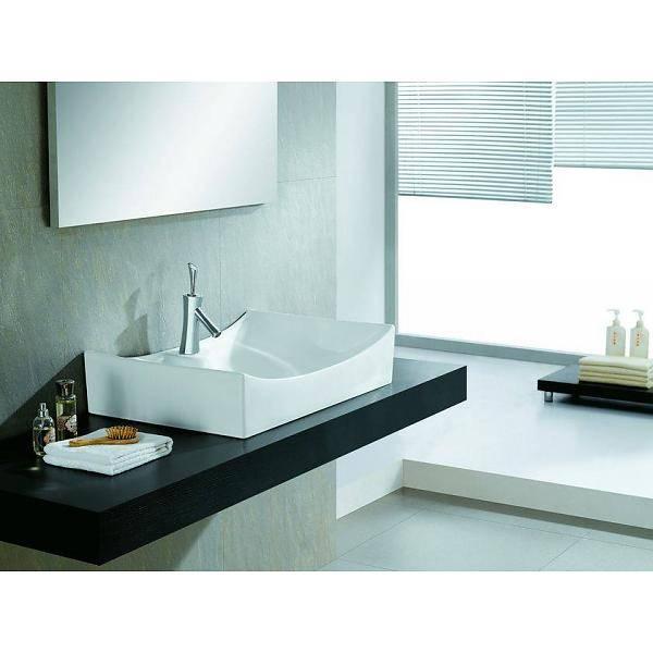 Een wastafel badkamer kopen waar rekening mee houden - Badkamer met wastafel ...