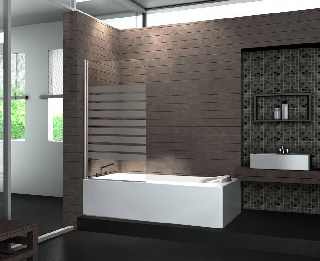Een glazen douchewand, geschikt voor elke badkamer | Sanidream.nl