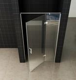 Douchedeur - nisdeur ENTER ST 90 (60-30) x 200 cm