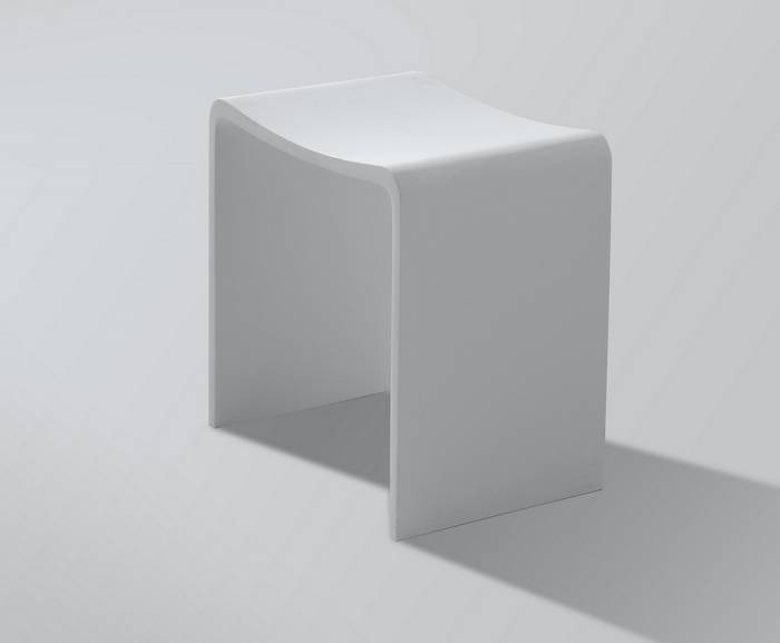 Karin kruk Solid Surface wit