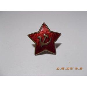Roter Mützenstern