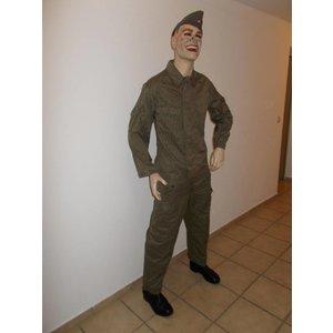 NVA Felddienstanzug k52