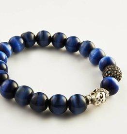 Wristbehavior Crystal Blue Buddha
