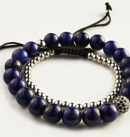 Wristbehavior Wrist Behavior Blue Royal Silver