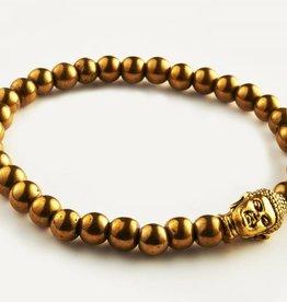 Wristbehavior Golden Buddha